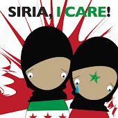 """11/11/12 Blogging day """"Siria, I Care"""""""