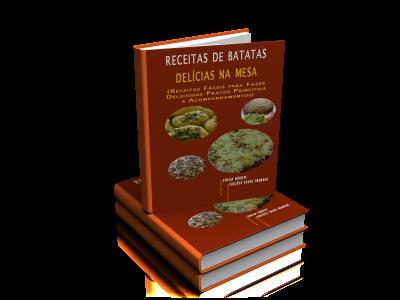 Receitas de Batatas - Delícias na Mesa