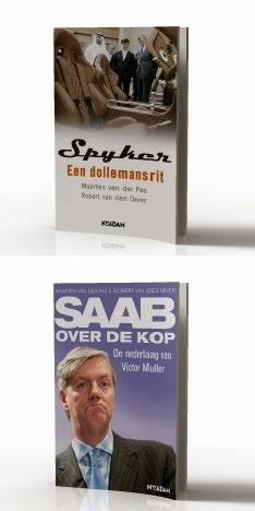 Van dezelfde auteurs: lees meer over Spyker en Victor Muller