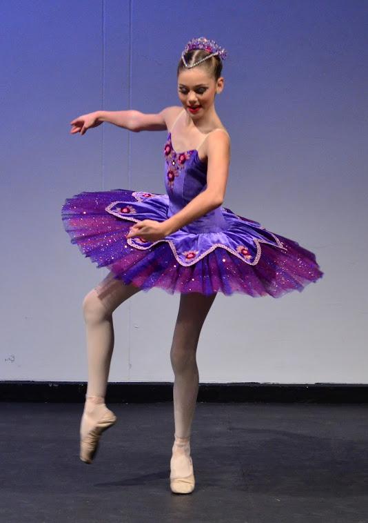 Sophie M, 2012, velvet lycra tutu