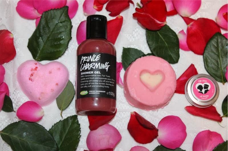 Lush Valentines Day 2014
