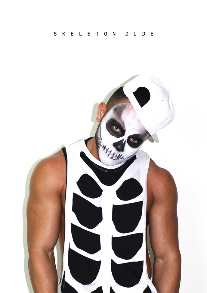 Marek+Richard underwear - Halloween costume ideas