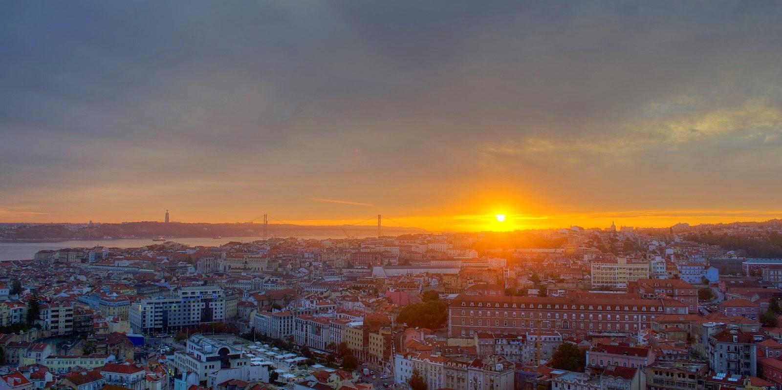 Outono em Lisboa