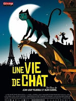 Un gato en Paris (2010)