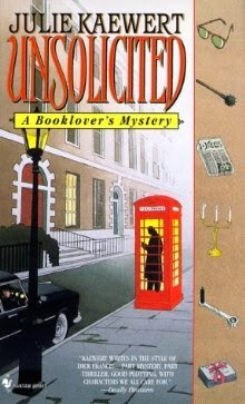 Best Bibliomystery Books List Unsolicted by Julie Kaewert cozy mystery