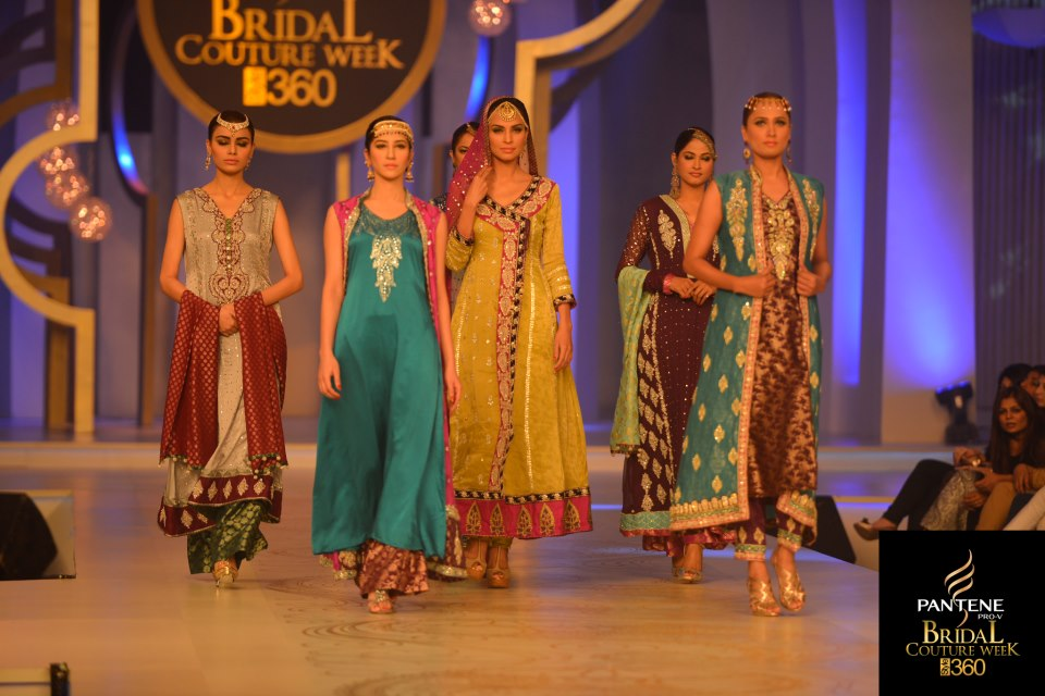 Sana Abbas, Pantene Bridal Couture Week 2013,Pakistani Model