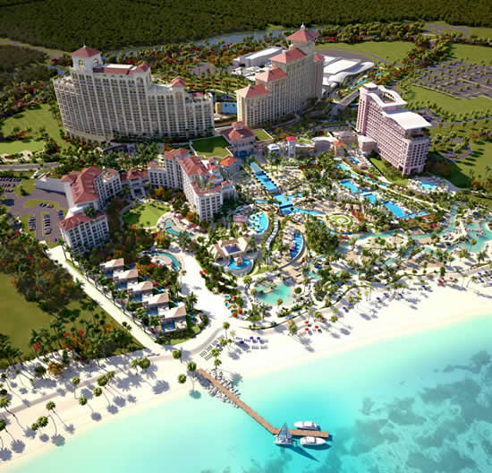 Exclusive luxury ownership in The Bahamas