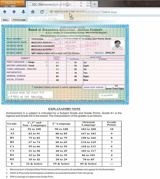 Marksheet Maker Software Free