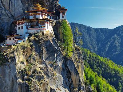 Attractive Spot in Bhutan