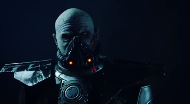 Darth Malgus costume