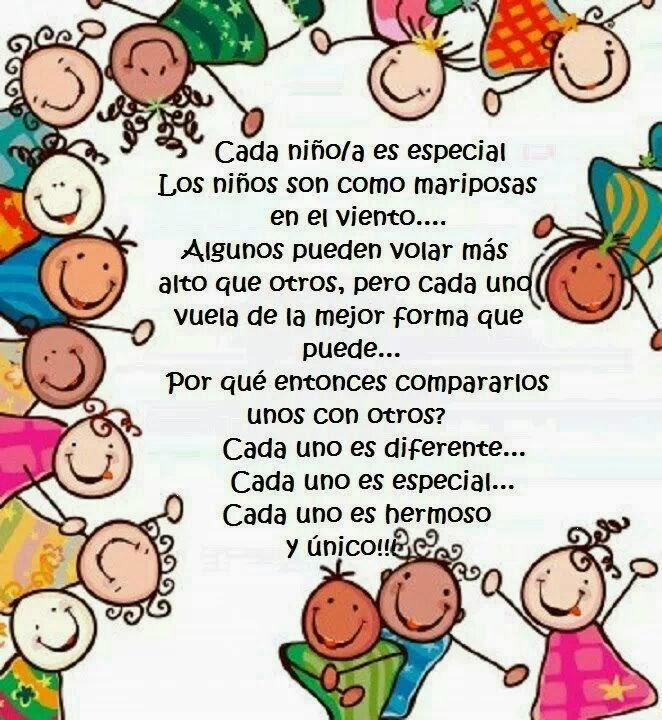 Cada niño es especial