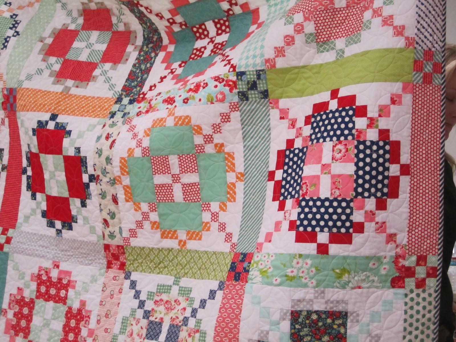 Liisa Alexander quilt, american patchwork an quilting