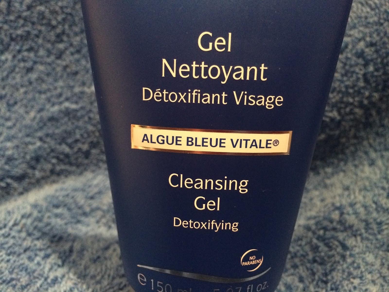 Thalgo Gel Nettoyant Detoxifiant Visage