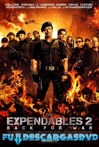 The Expendables 2 [BrRip 1080p] [1.5 GB] [Ingles+Sub] [DM]