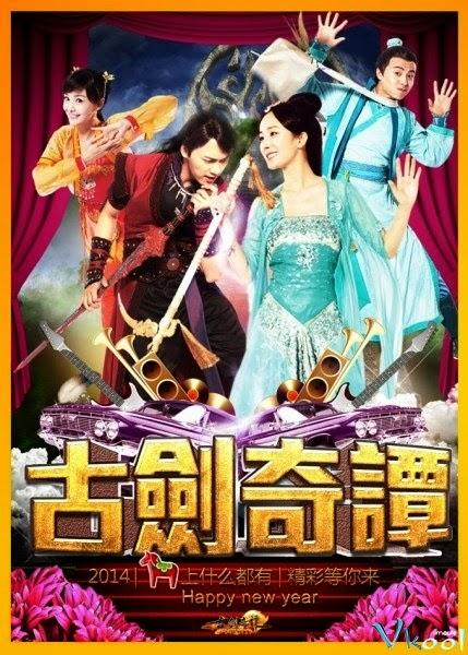 Phim Cổ Kiếm Kỳ Đàm - Game 3d: Rpg (china)