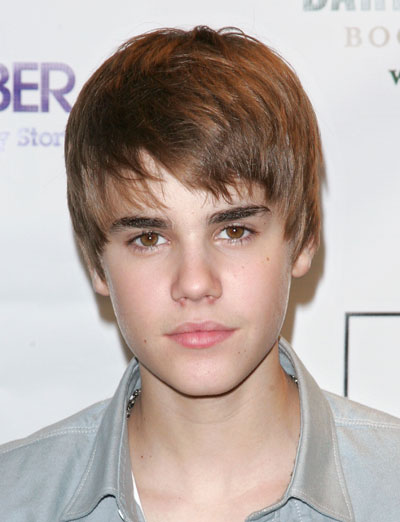 justin bieber new haircut february 2011. Justin Biebers new hair