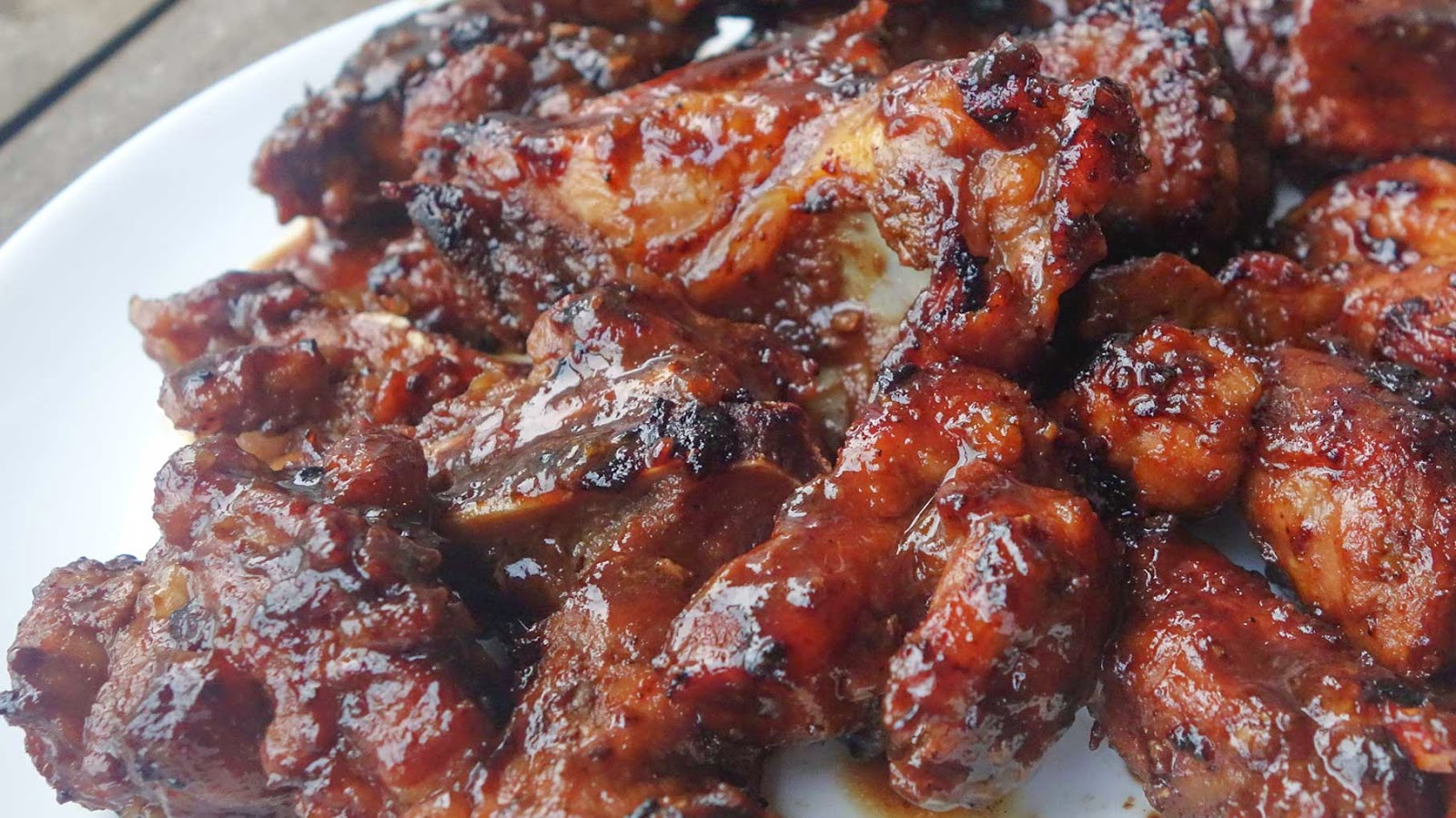 Wok-cooked Pork Ribs and a simple recipe for Orange and Honey Pork Ribs