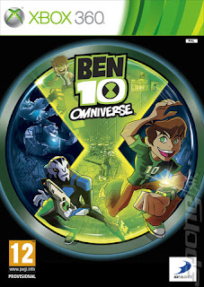 Ben 10 Omniverse (X-BOX360)  Bencapa