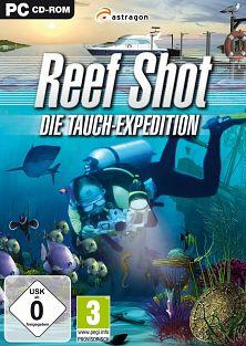 capa Reef Shot – PC – DEFA