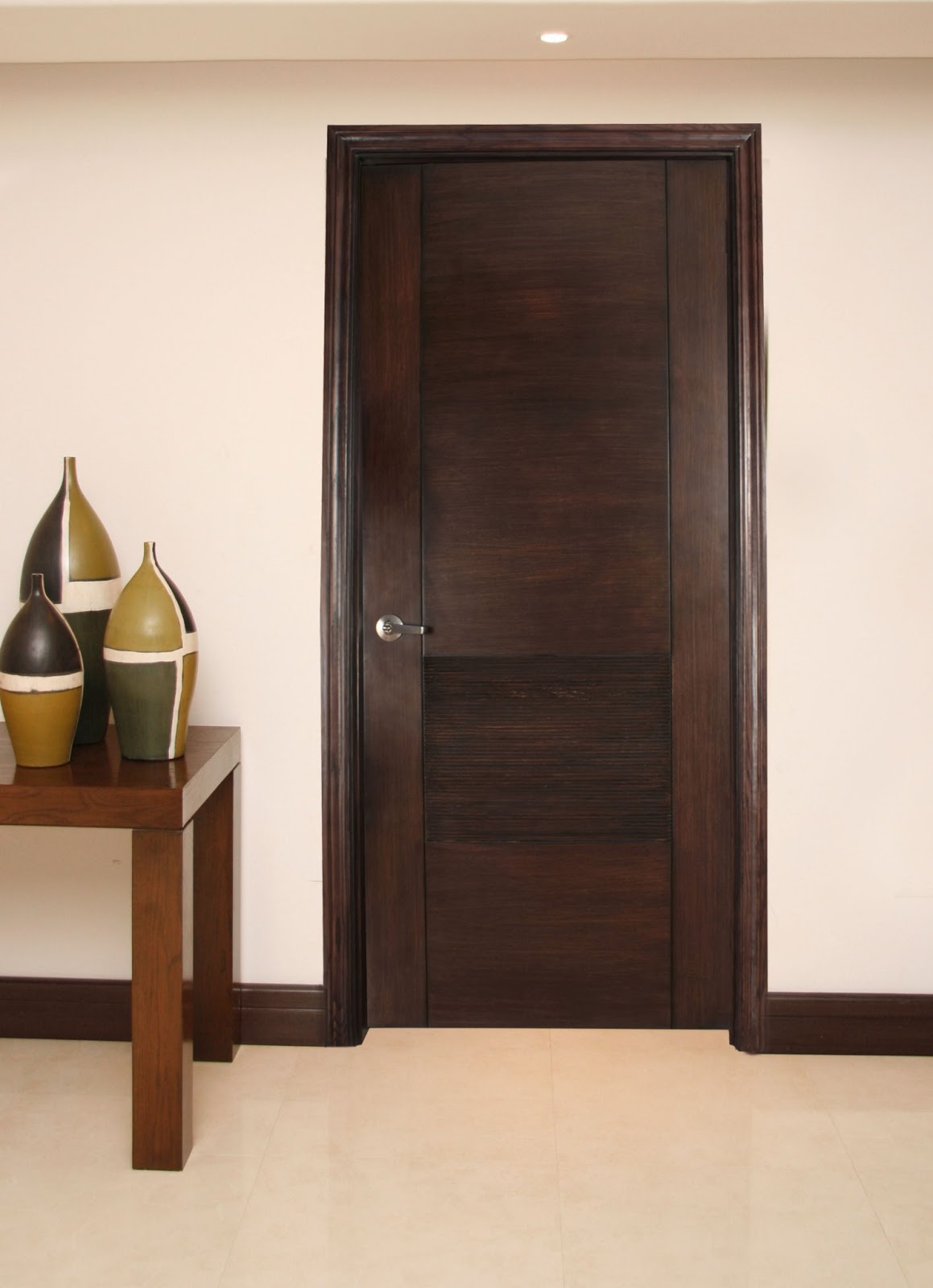 Domoya home puertas exteriores e interiores de encino - Puertas de madera exteriores ...