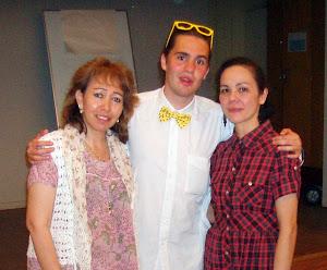 Johannes Aira se encuentra en Manila, Philipinas de vacación