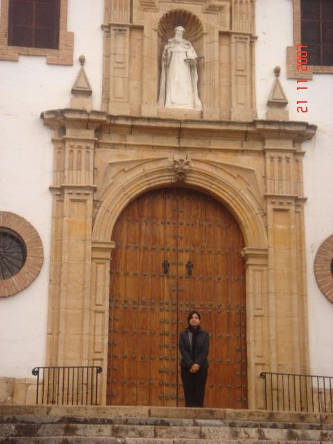 Santa Maria Church, Ronda, Spain