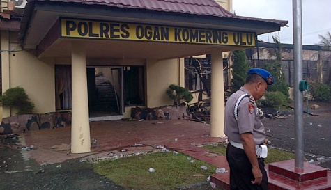 Polri dan TNI Turunkan Tim Investigasi