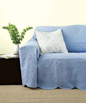 Fundas para sillon o sofa rapidas y faciles, sin coser