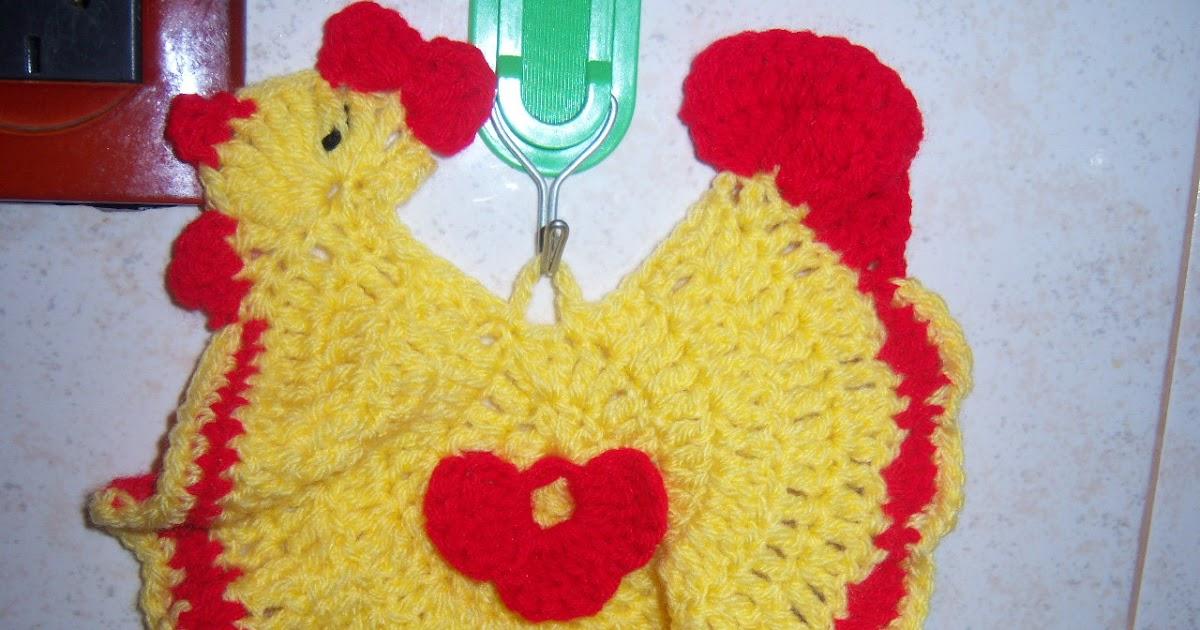 Rume crochet accesorios para la cocina for Accesorios modernos para cocina