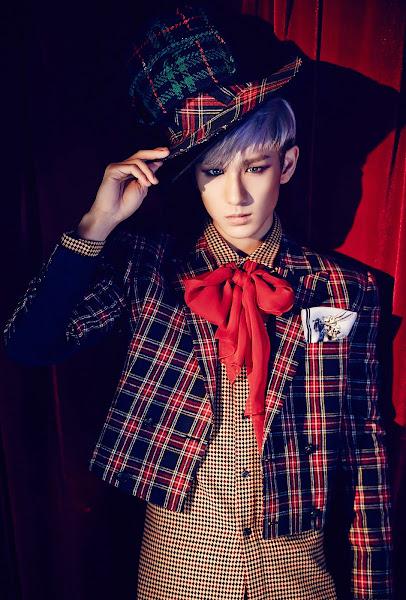 Boyfriend Minwoo in Wonderland