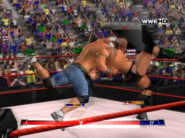 WWE Games PC Game - Free Download Full Version
