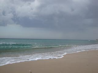 Sea waves and Cloudy sky - L'Almadrava - L'Arenalet -Vandellòs
