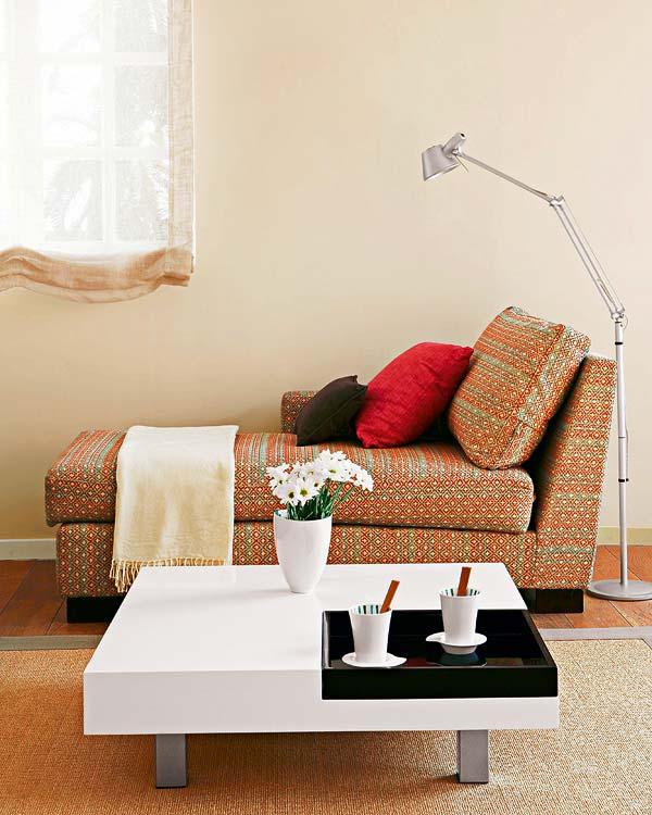 Muebles y decoraci n de interiores mesas de centro y - Mesitas auxiliares salon ...