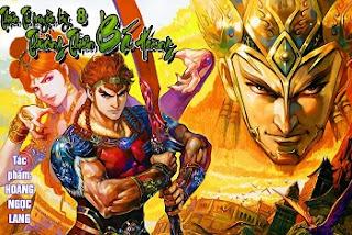 Thiên Tử Truyền Kỳ 8 - Thương Thiên Bá Hoàng