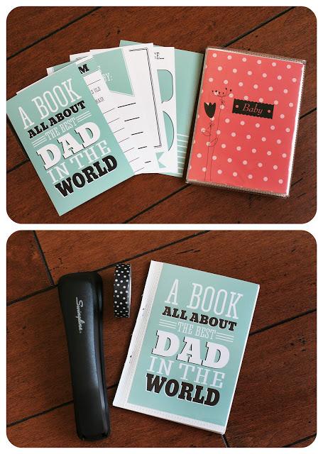 Crea tu propio libro para el Día del Padre