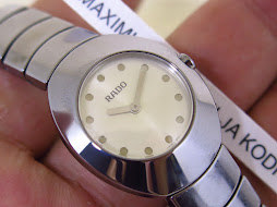 RADO CERAMIC TITANIUM LADIES WATCH