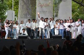 Hasta las lágrimas, Jonathan Hoard y Coro Góspel emocionan al público xalapeño