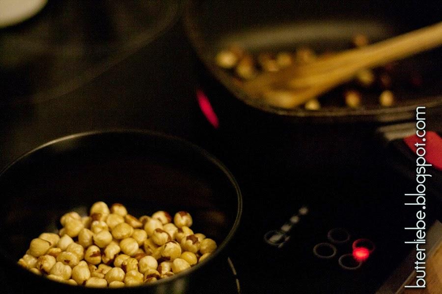Rezept für Selbstgemachte Nuss Nougat Creme wie Nutella LCHF