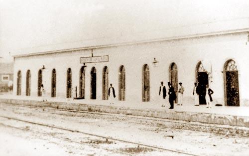 Las cosas antiguas del puerto fotografias del puerto de santa maria - Estacion de tren puerto de santa maria ...