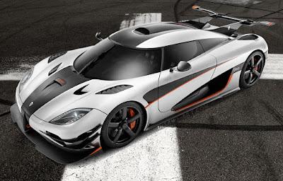 Νέο απίστευτο ρεκόρ από τo Koenigsegg