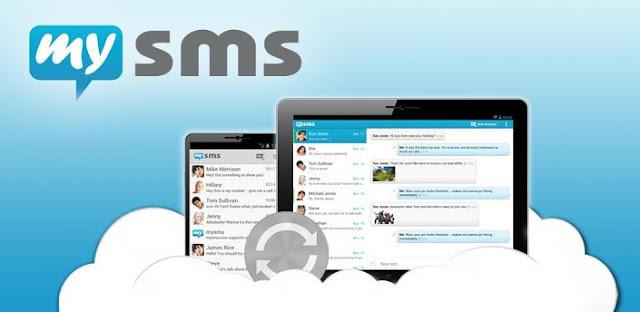 mysms Tablet - Text anywhere v1.3