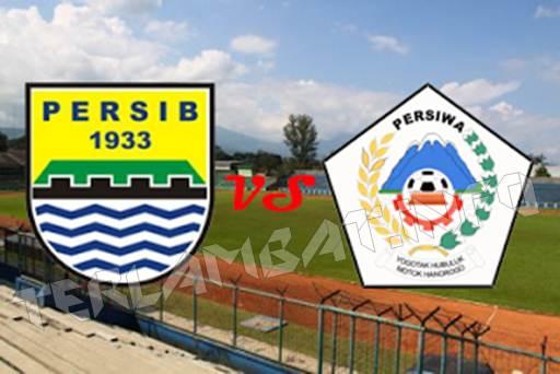 Hasil Persib VS Persiwa ISL 2013