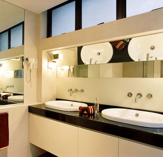 Идеи для создания современной ванной комнаты