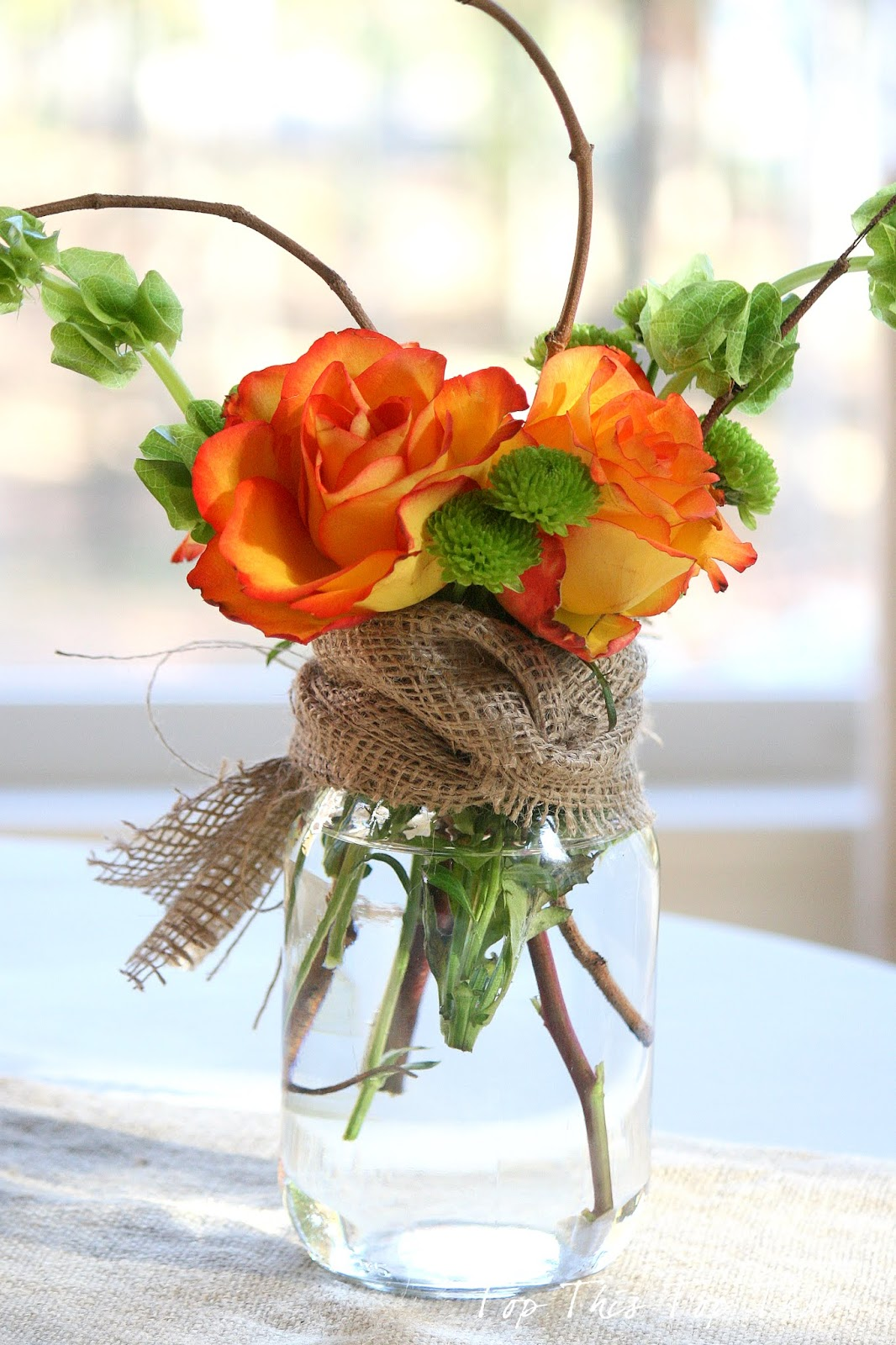 how to make a flower arrangement go the extra mile and