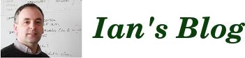 Ian's Blog