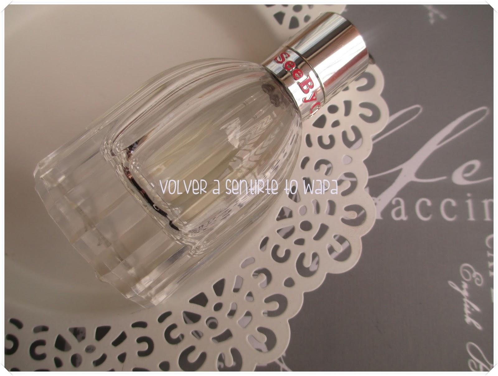 #retobestpackagins - los productos más bonitos - Fragancia See by Chloè