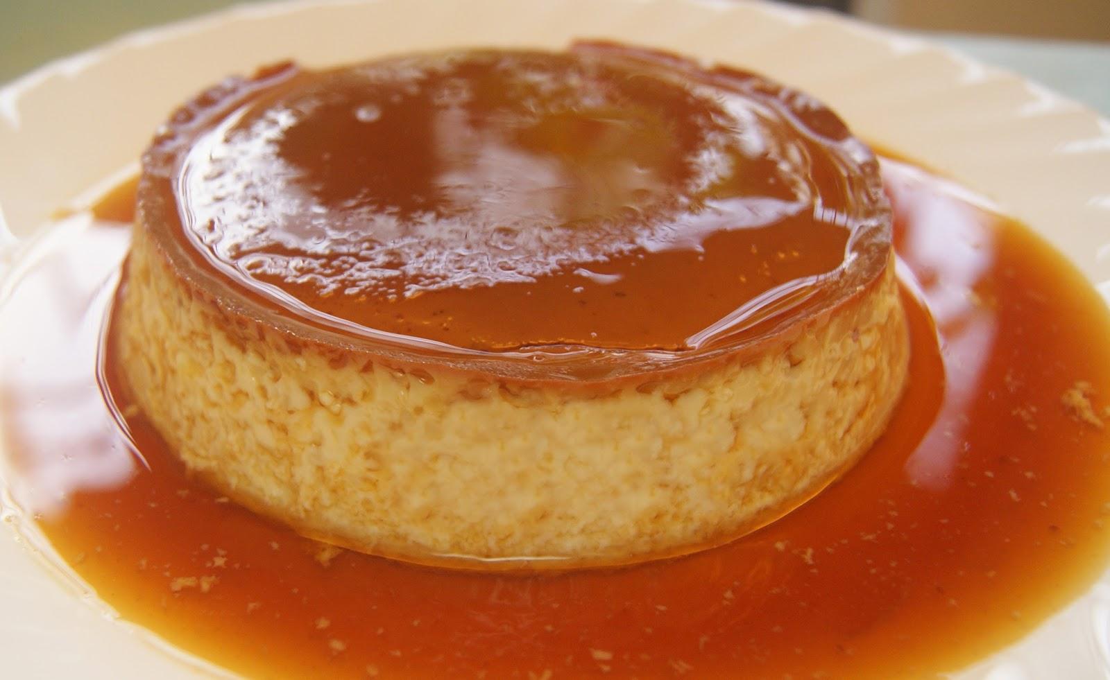 ... stylist, in Mumbai: Crème Caramel/ Caramel Custard/Caramel Pudding