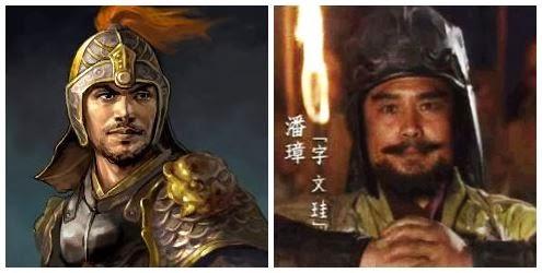 พัวเจี้ยง (Pan Zhang, 潘璋)