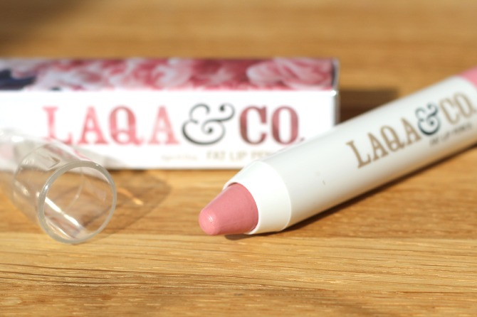 LAQA & Co fat lip pencil