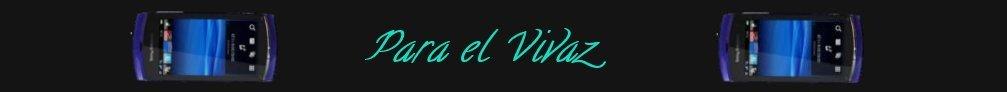Para el Vivaz | Aplicaciones para Vivaz, Satio, 5800, N97, C6, C6-01 y MÁS